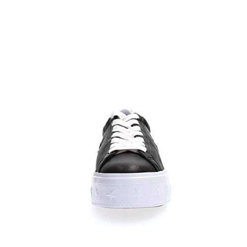 white Platform One Star black Lifestyle Mujer Zapatillas Converse white 001 Ox Para Negro vCw4BOxq
