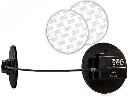 1 Set Mini Fridge Door Refrigerator Safety Child Cabinet Drawer Lock Tools