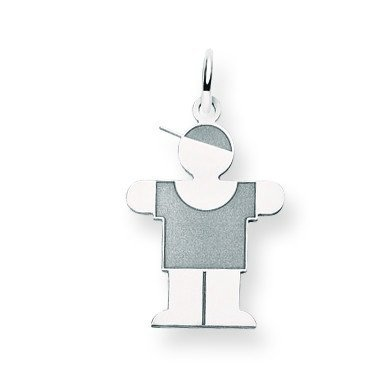 Or blanc 14 carats-JewelryWeb-Enfant