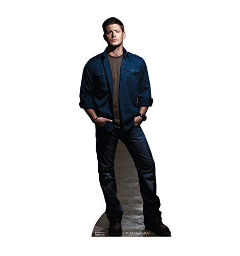 Advanced Graphics Dean Winchester Life Size Cardboard Cutout Standup - The CW's Supernatural