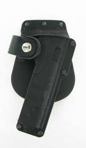Fobus Roto Tactical Speed Holster Paddle RH T1911RP Full size1911 holds Handgun with Laser or ()