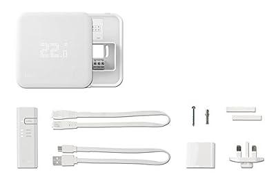 TADO ° Smart Thermostat Starter Kit (V3) - Intelligent Heating Control With Geofencing Via Smartphone