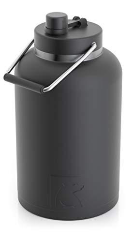RTIC Gallon Black Matte