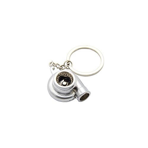 Evaliana Turbocharger Turbo Turbine Car Keychain Keyring Key Chain Keyfob Gift (Keychain Turbocharger compare prices)