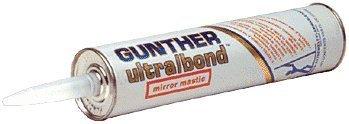 CRL Gunther Ultra/Bond Mirror Mastic - Cartridge