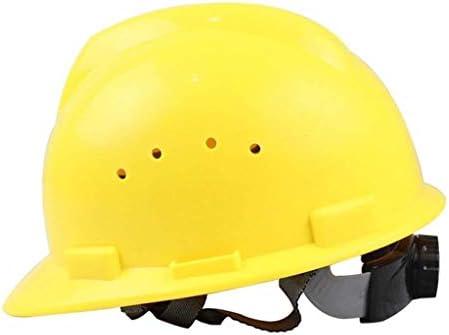 GHMHJH Casco De Seguridad Laboral, Casco De Protección Industrial ...