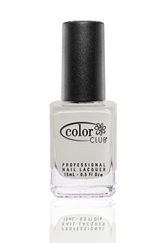 Color Club Nail Lacquer Silver Lake #1000 by Color Club