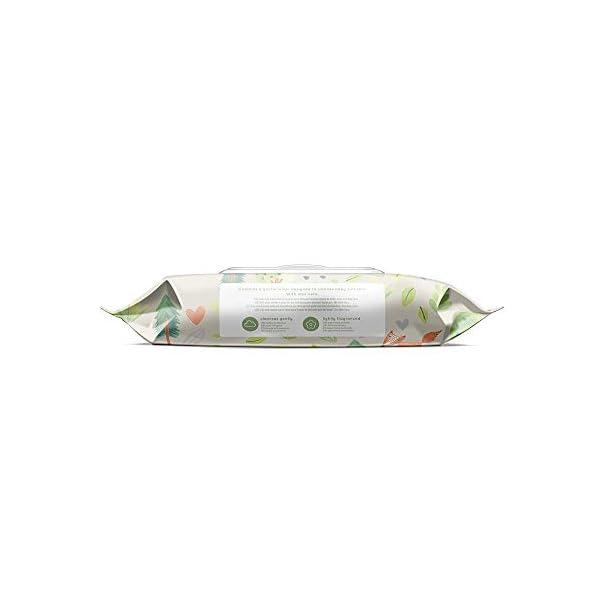 Marchio Amazon - Mama Bear Fresh Salviette umidificate per bebè – 18 confezioni (1008 salviette) 4