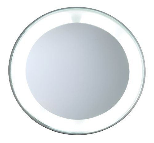 Tweezerman Led 15X Lighted Mirror by Tweezerman