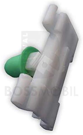 Original BOSSMOBIL kompatibel mit ZIERLEISTEN KLAMMER SEITENLEISTE CLIP BEFESTIGUNG HALTERUNG 5ER E39#NEU# 51137020031 35 X 23 X 0 Menge 3 St/ück