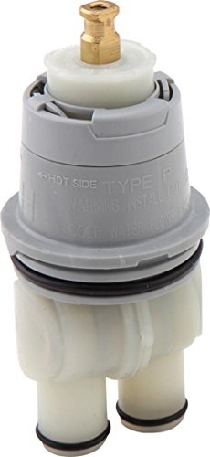 (Delta RP46074 Universal Valve Cartridge Assembly- Multi-Choice Universal - 13 / 14 Series, White )