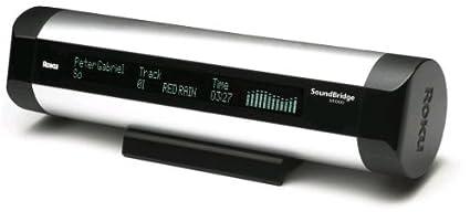amazon com roku soundbridge m1000 m1001 network music system rh amazon com Roku SoundBridge Alternative roku soundbridge m1001 manual
