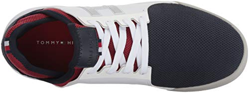 Tilton Red Shoe Men Navy White Hilfiger Tommy qzwTxEE