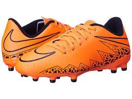 Nike Youth Hypervenom Phelon II Firm Ground [Total Orange/Black/Total Orange] (3.5Y)