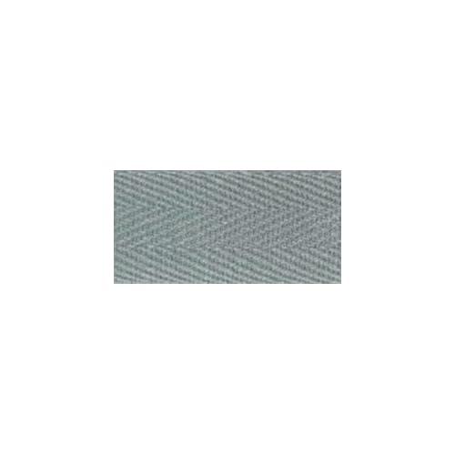100% Cotton Twill Tape 1x55yd-Gray