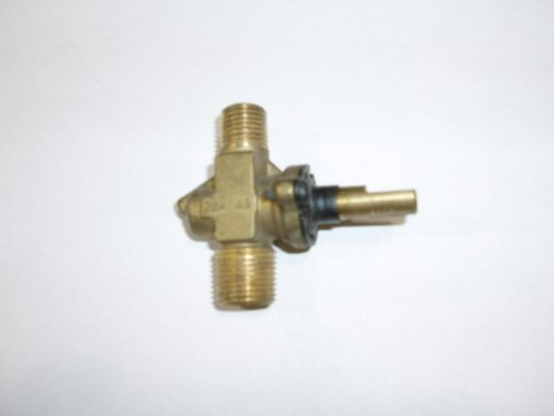 Fire Magic 3004 Grill Valve without Knob by Fire Magic