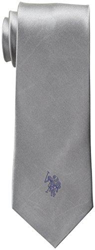 us-polo-association-mens-logo-solid-gray-one-size
