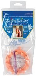 Knifty Knitter 4-1/2 Inch Flower Loom