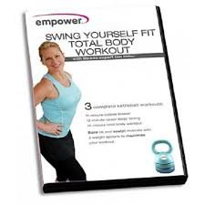 Empower -- Swing Yourself Fit Total Body Workout -- With Gin Miller -- DVD