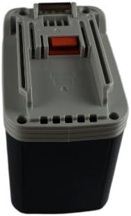 GOLDEN DRAGON® [24.00V, 3000mAh, Ni-MH] Replacement Power Tools/Cordless Drill Battery for Makita BH2420, BH2430, BH2433, 24Volt, 24 v 193739