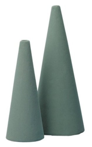 Floral Foam Cone - Oasis 12