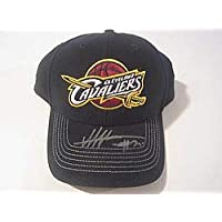 Timofey Mozgov Cleveland Cavaliers Signed Basketball Hat - JSA Certified - Autographed NBA Collectibles
