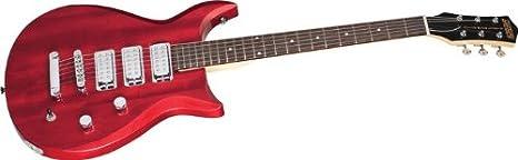 GRETSCH g5103 Electromatic CVT III para guitarra eléctrica (Cherry)
