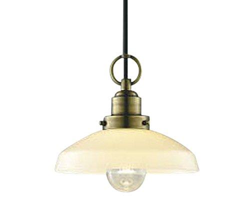 コイズミ照明 ペンダントライト NOSTOS 乳白色 AP43543L B00Z51DLD2