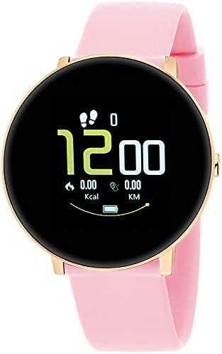 Reloj NOWLEY Smart,Cosmo Collection y máxima Calidad en los Acabados, es el smartwatch Ideal para IR Impecable. Control de Actividad física, monitoreo de constantes o Control Remoto de la cámara.