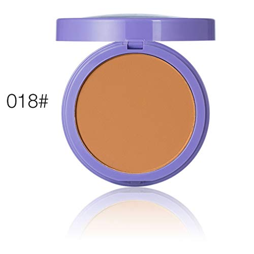 Aviat 12 Colors Concealer Wet Dry Dual Use Oil Control Foundations Powder Natural Mineral Brighten Whitening Beauty Decor