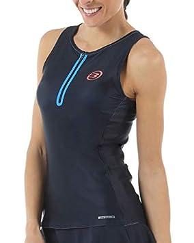 Bull padel Camiseta BULLPADEL VALDEMA Azul Marino Mujer: Amazon.es: Deportes y aire libre