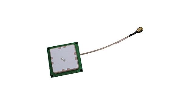 3dBi 40 x 40 mm RHCP Polarización Circular UHF RFID ...