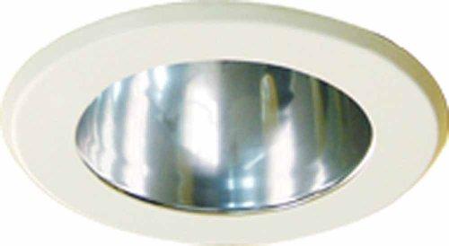 VOLUME LIGHTING V8504-3 Chrome Recessed Aluminum Cone Reflector Trim