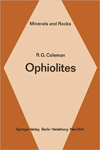 Book Ophiolites: Ancient Oceanic Lithosphere? (Minerals, Rocks and Mountains)