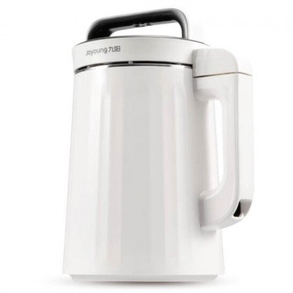 Joyoung Automatic Soy Milk Maker DJ13U-G91 With Warming Function,Stainless Steel,900-1300 ML,Nut Milk Making