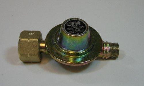 Abflammgerät PZ 6000 mit Piezzozündung mit Druckregler 2,5bar CFH