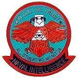 Amazon.com: United States Naval Intelligence Spy In God We Trust ...