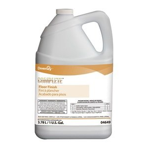 Johnson Wax Professional   Complete Metal Interlock Floor Finish  1 Gal.