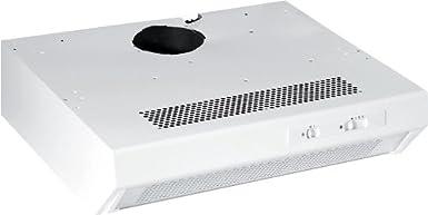 Gorenje DU 6111 S Unterbau-Dunstabzugshaube / 59, 9 cm/schwarz / Ab- oder Umluftbetrieb möglich [Energieklasse E]