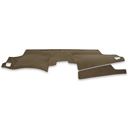 - Coverking Custom Fit Dashcovers for Select Chevrolet Cavalier Models - Poly Carpet (Beige)