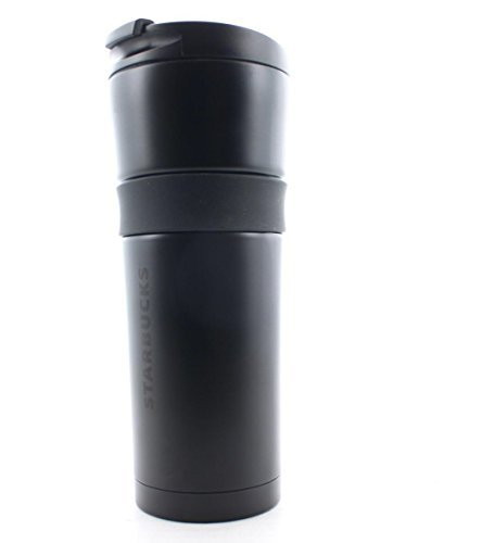 Starbucks 2017 Stainless Steel Double Wall Coffee Travel Tumbler,16 ounce