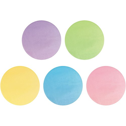 Neutral Baby Shower Tulle Circles (30 ct)