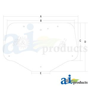 Amazon.com: A&I Products GL REAR WINDOW PART NO: A-87744542 ... on new holland tractor lights, new holland belt diagram, new holland schematics, new holland tractors used, new holland tractor battery, new holland tractor circuit breaker, new holland tractor wheels, new holland tractor ecu, new holland ls180 service manual, new holland tractor engine, new holland tractor specifications, new holland tractor steering, new holland tractor 7740, new holland ts110 wiring-diagram, new holland tractor remote control, new holland tv145, new holland tractor attachments, new holland tractor headlights, new holland tractor oil filter, new holland tractor ford,