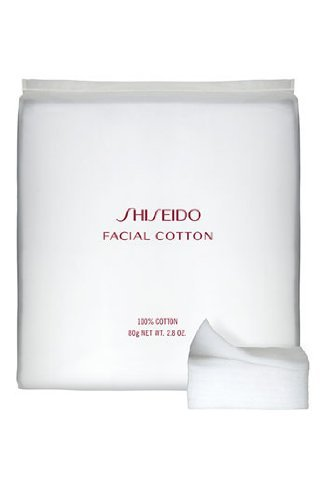 Shiseido 2-pack Facial Cotton ()