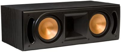 Klipsch RC-62 II Center Speaker Black – Each