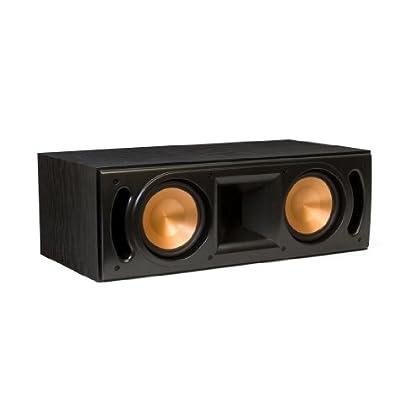 Image of Center-Channel Speakers Klipsch RC-62 II Center Speaker Black - Each