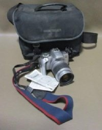 Canon EOS Rebel Ti 35mm SLR Camera Kit W Ef 35-80mm III Lens