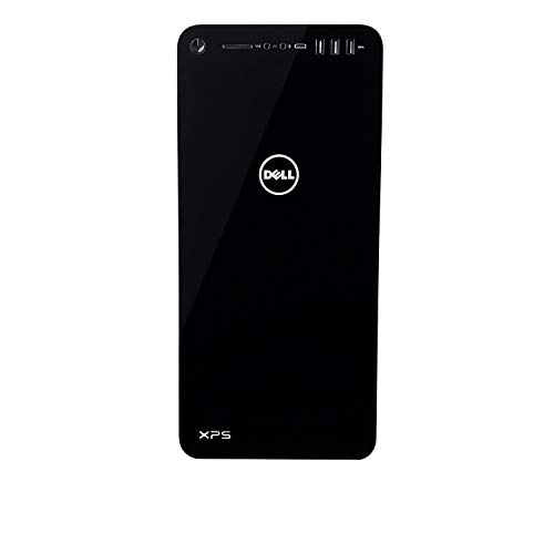 Dell XPS 8930 Tower Desktop - 8th Gen Intel Core i7-8700 6-Core up to 4.60 GHz, 16GB DDR4 Memory, 512GB Solid State Drive, Nvidia GeForce GTX 1070 8GB, No Optical Drive, Windows 10 Pro (64-bit) (Best Cpu With Gtx 1070)