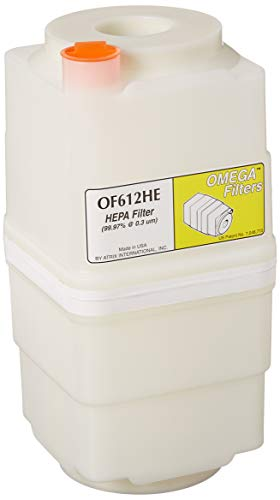 Atrix OF612HE HEPA Filter for Omega Series, 1-Gallon