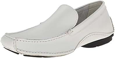 Steve Madden Men's Novo Slip-on,White,8 M